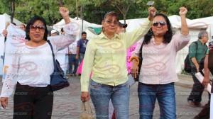 Marcha mitin en apoyo al sector salud(3)