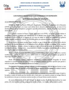 Boletín -  Mesa de trabajo no de dialogo - 01 junio 2016(1:2)
