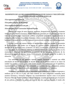 Boletín - V CONVENCIÓN NACIONAL Y POPULAR - 24 febrero 2017(1:2)