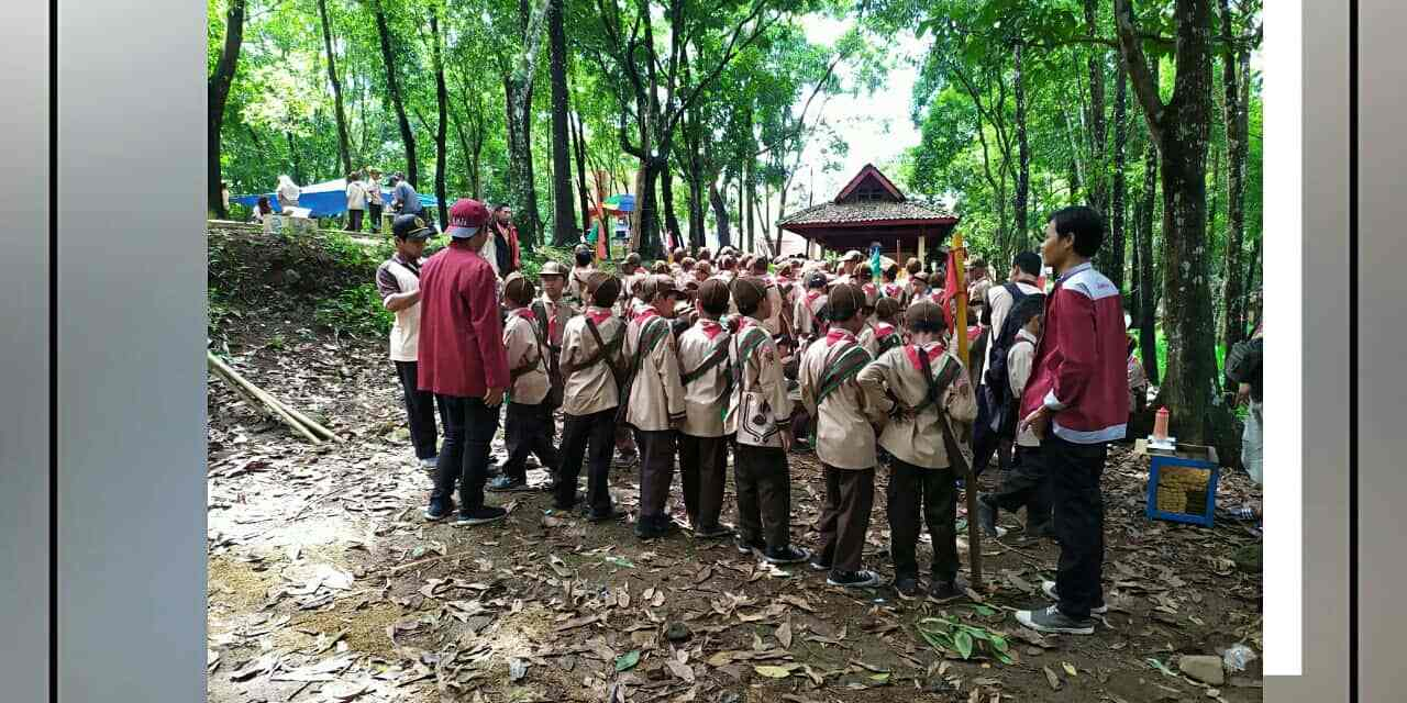 Hari ke 20 KKN Desa Cendana Universitas Peradaban