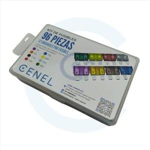 Kit de Fusibles de cartucho 003FUS051 - CENEL