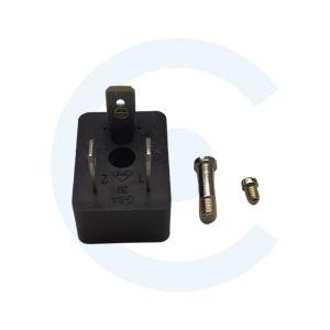 003011032 conector electrovalvula Hirschmann - Cenel Europe