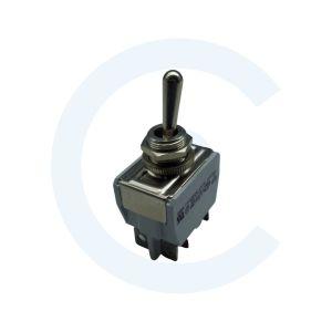 003015022 Conmutador interruptor 2 posiciones APEM serie 646- Cenel Europe slu - Electronic Components