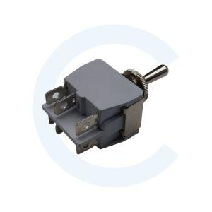 003015023 Interruptor de palanca Pos 3 DP3T ON-OFF-ON - Cenel Europe slu - Electronic Components
