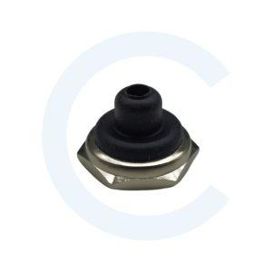 003017016 Capuchón de sellado media altura de protección para conmutadores de palanca NINIGI serie TSP TSM - Cenel Europe slu - Electronic Components