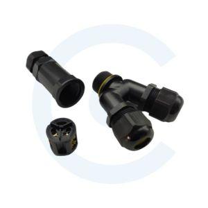 003011602 Unión de cables impermeables Greenway M685-Y IP68 - Cenel Europe slu - Electronic Componnents - Tienda online de componentes electrónicos