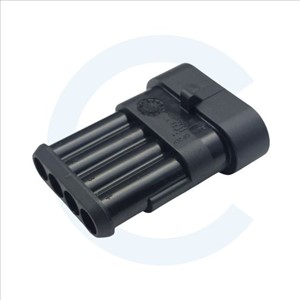 Conector; TE Connectivity; conducto-conducto; Superseal; 1.5; macho; Cenel Europe Slu; Electronic components; Recambios y repuestos; electrónicos;