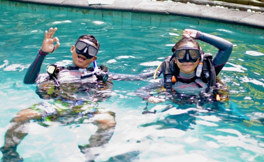 Ceningan Divers PADI Divemaster Internship