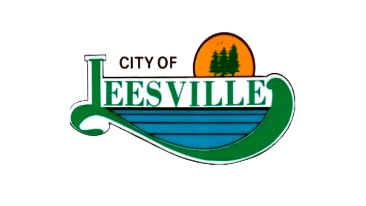 City of Leesville, La. - Official Logo