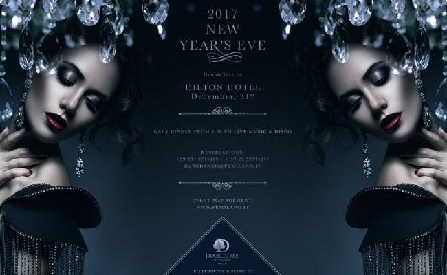 CAPODANNO 2017 DOUBLETREE BY HILTON MILANO