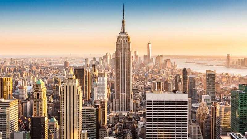 Gradovi u kojima borave učesnici projekta - Explore the USA