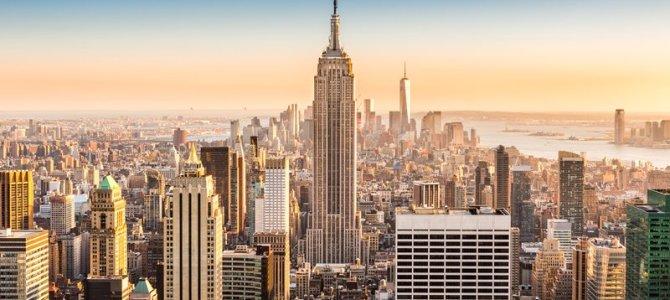 Gradovi u kojima borave učesnici projekta – Explore the USA