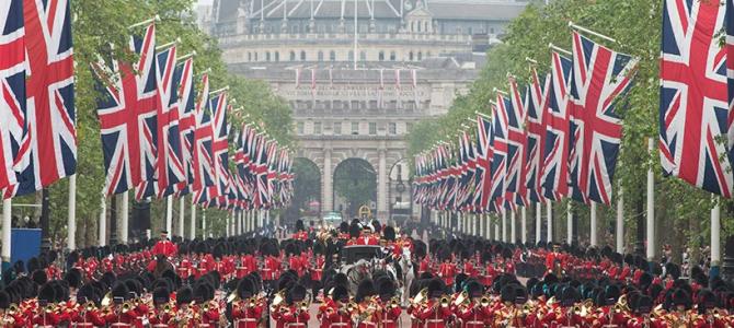 Pet tradicionalnih običaja u Velikoj Britaniji
