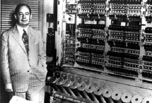 von Neumann and ENIAC