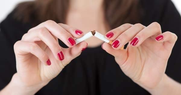 ¡Fumar es un hábito peligroso para tus encías!