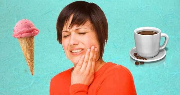 10 posibles causas de sensibilidad dental