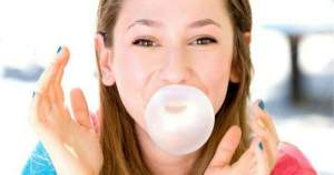 Chicles sin azúcar apoyan nuestra salud oral ¿Cierto o Falso?