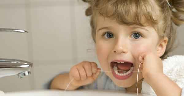 Cuidado dientes edad preescolar