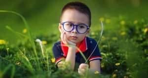 Datos útiles sobre el astigmatismo en los niños