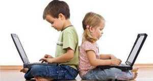 ¡Dispositivos inteligentes causan problemas de visión en niños!