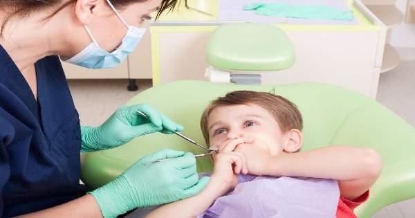 Problemas frecuentes de salud bucal en los niños