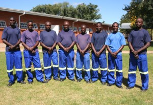 Centenary Private Primary Schools in Zimbabwe, ground staff