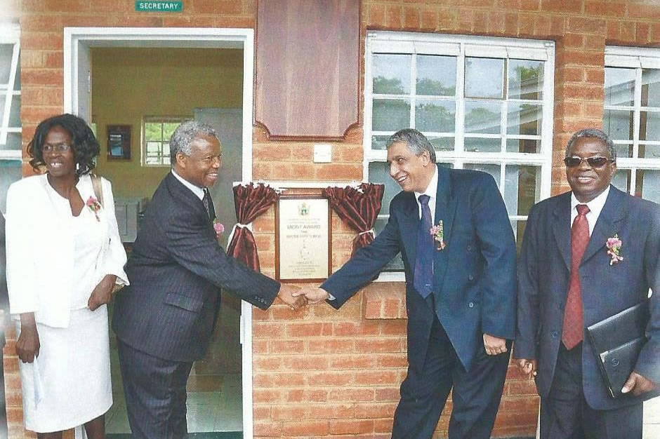 ministry of primary and secondary education zimbabwe secretary's bell