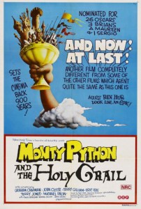 Monty Python and the Holy Grail (12A) @ Centenary Centre | Peel | Isle of Man