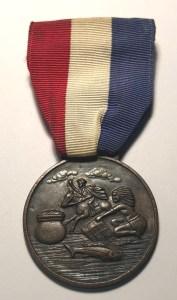 1958 Medal Front