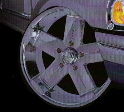 Limited 208 replacement center cap - Wheel/Rim centercaps for Limited 208