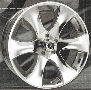 Traxx TR 286 replacement center cap - Wheel/Rim centercaps for Traxx TR 286