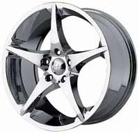 Helo 813 Slick replacement center cap - Wheel/Rim centercaps for Helo 813 Slick
