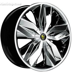 lexani Krystal replacement center cap - Wheel/Rim centercaps for lexani Krystal
