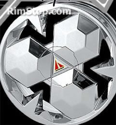 Kronix Biohazard replacement center cap - Wheel/Rim centercaps for Kronix Biohazard