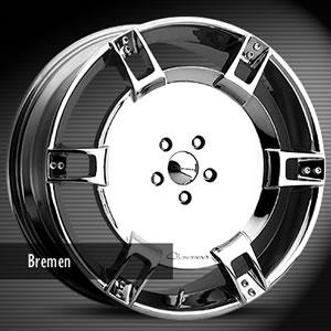 Giovanna Breman replacement center cap - Wheel/Rim centercaps for Giovanna Breman