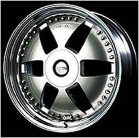 MAE Crown Jewel 3 Pc. replacement center cap - Wheel/Rim centercaps for MAE Crown Jewel 3 Pc.