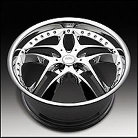 Kaotik Finesse replacement center cap - Wheel/Rim centercaps for Kaotik Finesse