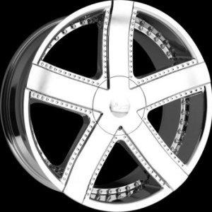Nitza Glock replacement center cap - Wheel/Rim centercaps for Nitza Glock