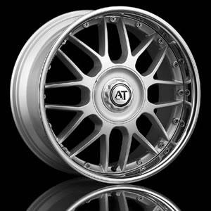 AT Italia Presa replacement center cap - Wheel/Rim centercaps for AT Italia Presa