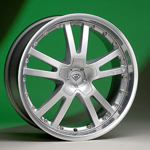 Azev Type PS replacement center cap - Wheel/Rim centercaps for Azev Type PS
