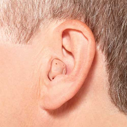 AGXS ITC Hearing Aid In Ear
