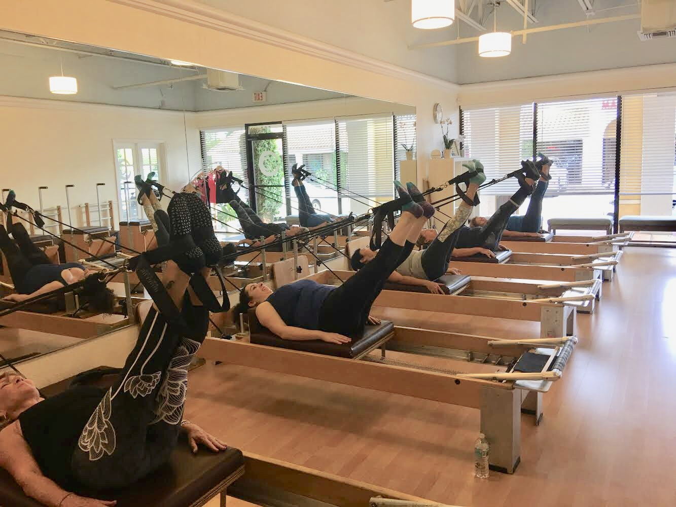 Fall Back into Fitness with our new schedule! - Pilates, TRX