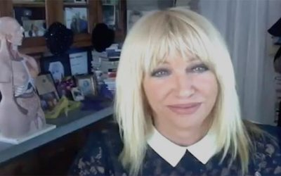 Video Interview with Suzanne Somers