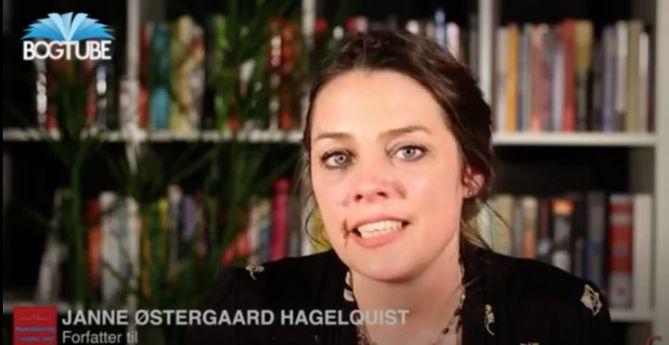 """Janne Østergaard Hagelquist fortæller om sin bog """"Mentalisering i mødet med udsatte børn""""."""
