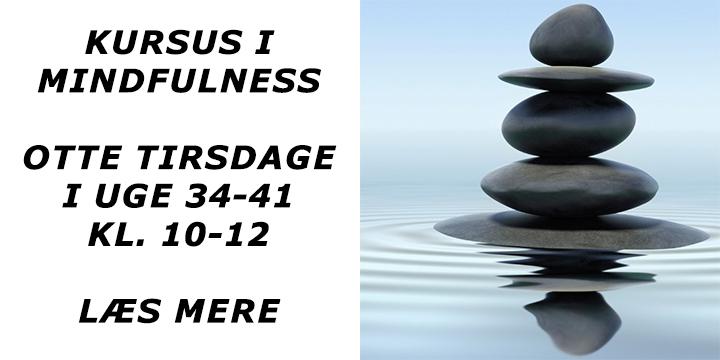 Kursus I Mindfulness