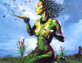 green_lady