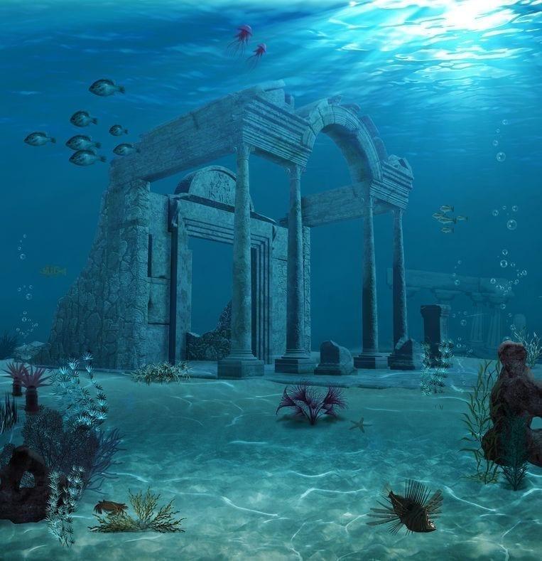 Atlantis herontdekt.