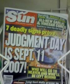An Improper Sense of Awe 2007