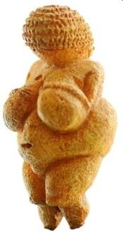 The Venus of Willendorf c. 22,000 B.C.E.