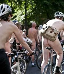 Naked Thought-bike back